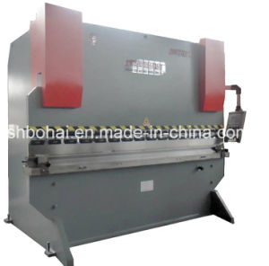 Wd67y 300t/3200 Hot Sale Sheet Metal Steel Press Brake pictures & photos