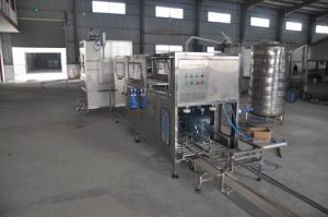 Automatic 5 Gallon Water Bottling Filling Machine Xgj-300bph pictures & photos