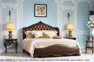High Quality Classical Wooden Furniture Bedroom pictures & photos