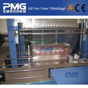 Automatic PE Film Heat Shrink Packing Machine with Corrugated Paper Tray pictures & photos