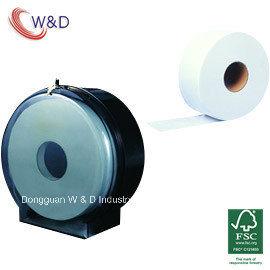 Jumbo Toilet Roll Dispenser (WD028JRT-DPSB) pictures & photos