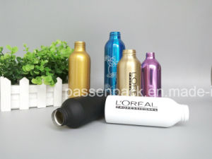 Cosmetic Aluminum Bottle with Heat Transfer Printing (PPC-ACB-029) pictures & photos