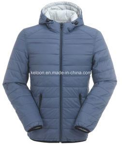 Men′s Fake Down Jacket