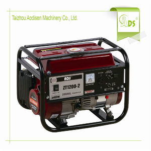 Mini Portable Gasoline Genset/Generating Set/1000W/1kVA/1kw Generator pictures & photos