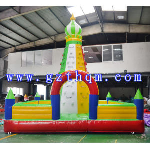 Entertainment Inflatable Climbing Wall pictures & photos