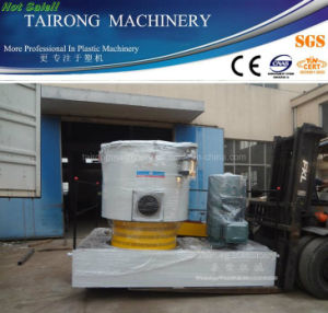 Zhangjiagang Plastic Mixer Machine with PVC Powder pictures & photos