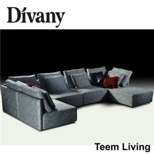 2016 New Collection Divany Collection D-12 Modern Collection Hot Sales Best Sals High Quality Living Room Furniture Sofa pictures & photos