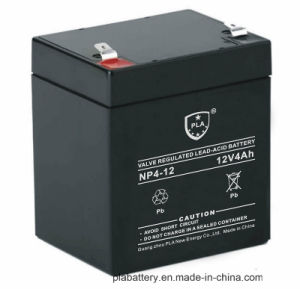 12V4ah Maintenance Free Storage Solar Battery