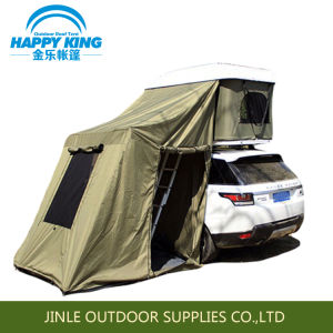 Hot Sale Hard Cover Camping Roof Top Tent for Self-Driving Travelling pictures & photos