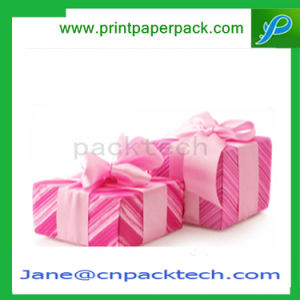 Christmas Custom Ribbon Cake Chocolate Gift Packaging Wedding Favors Gift Box pictures & photos