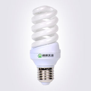 Full Spiral T3 CFL Bulb 15W Energy Saving Bulb pictures & photos