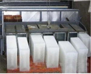 3 Ton Ice Maker Commercial Ice Block Making Machine pictures & photos