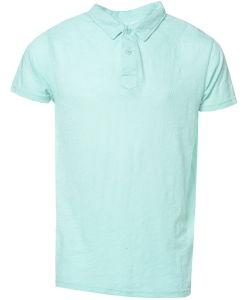 2017 New Design Men Cotton Fashion Knitting Slub Short Sleeve Polo Shirts Clothes (S8249) pictures & photos