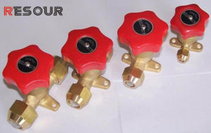 Refrigeration Hand Valve, SAE/ODF pictures & photos