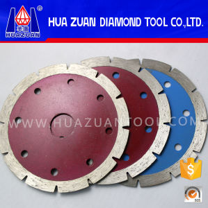 Dry Cutting Diamond Saw Blade for Concrete Cutting pictures & photos