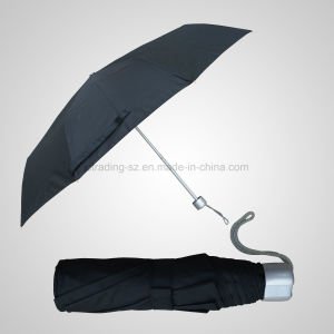 3 Fold Manual Open Mini Rain/Sun Umbrella Gift and Advertising Umbrella (JF-MMO301) pictures & photos