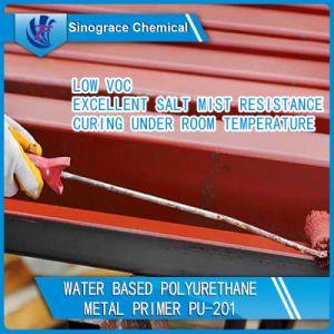 Salt Mist Resistance Polyurethane Emulsion for Metal pictures & photos