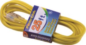 Outdoor Extension Cord with Indicator Light (06-GGPT6516T) pictures & photos