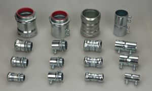 EMT Coupling Set Screw Steel pictures & photos