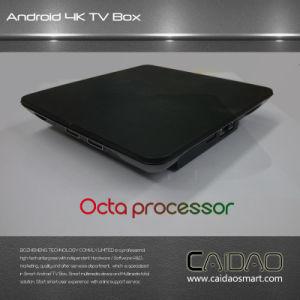 Amlogic S912 Octa Core Android 7.1 TV Box 3GB/32GB 2.4G/5GHz WiFi Bluetooth Gigabit LAN 4k Dlna Google Play Set Top Box Kod17.1 pictures & photos