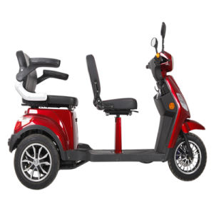 2 Seat Alderly People City Mobility Balance Electric Vehicle (SZE500S-5) pictures & photos