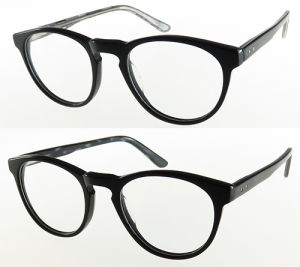 Retro High Quality Acetate of Ready Eyewear Optical Frame pictures & photos