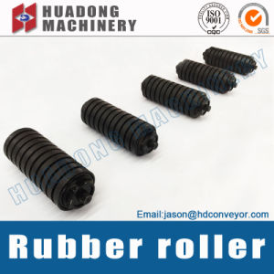 Belt Conveyor Roller and Conveyor Idler Roller pictures & photos