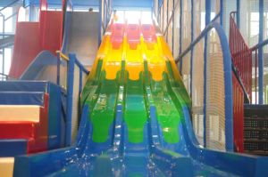 Ice Castle Entertainment Indoor Playground Equipment Factory for Children pictures & photos