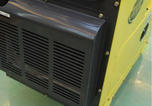 5kVA Small Diesel Industrial Generator pictures & photos