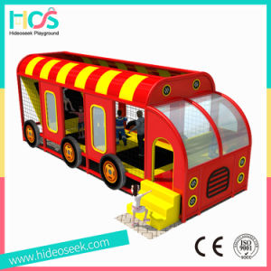 Bus Theme Trampoline Bed for Children pictures & photos