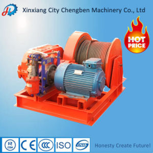 Lifting Equipment Slow Speed Construction High Quality Electric Winch Price pictures & photos
