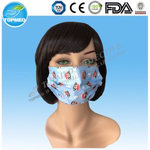 3ply Earloop Face Mask, Disposable 3ply Face Mask pictures & photos