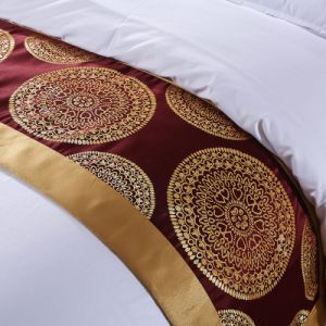 Cotton Embroidery Factory Hospital Bed Sheets pictures & photos