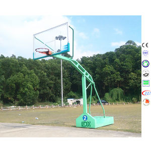 Park Usage Basketball Stand Outdoor Public Area Basketball Stand pictures & photos