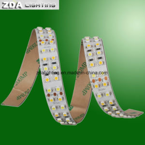 2700k-3000k Warm White Triple Row SMD3528 LED Ribbon pictures & photos