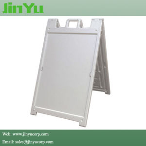 Pavement Portable Plastic a-Frame Sign Holder pictures & photos