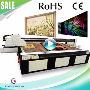 Industrial UV Printer (latest 3D ceramic tiles printer) pictures & photos