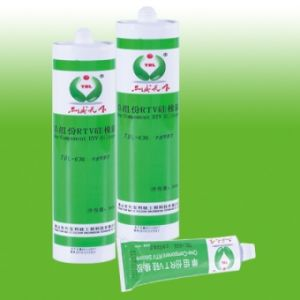 Electric Bonding Silicon Glue RTV Silikon Sealant pictures & photos