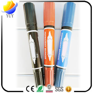 Double Head Marking Pen Capable of Customizing Logo pictures & photos