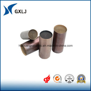 SUS 436L Shell Metallic Honeycomb Substrate for Motorcycle Catalytic Converter pictures & photos