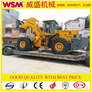 Marble Handle Equipment Forklift Loader pictures & photos