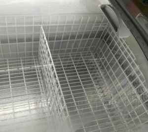 Supermarket Horizontal Deep Island Freezer pictures & photos