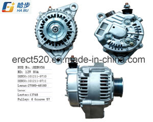 Car Alternator for Lexus Sc300, 101211-9710, 101211-9711, 27060-46180 pictures & photos