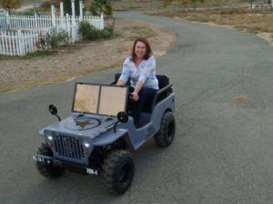 New 110cc/125cc/150cc Jeep Parts Mc-424 pictures & photos