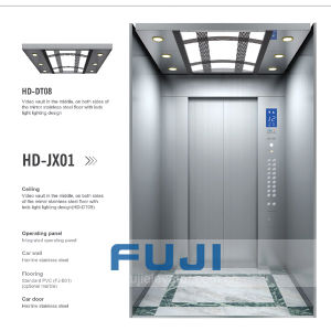 FUJI Small Home Lift Villa Elevator HD-V001 pictures & photos