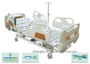 Sjb512ec Luxurious Electric Bed with Five Functions pictures & photos
