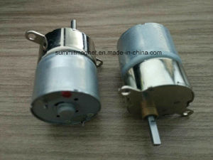 5V Small DC Gear Motor pictures & photos