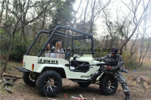 4X4 Stroke Electric Motor Scooter, Sports ATV pictures & photos