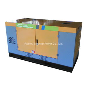 Silent Type Diesel Power Generator 8 Kw with Chinese Engine pictures & photos