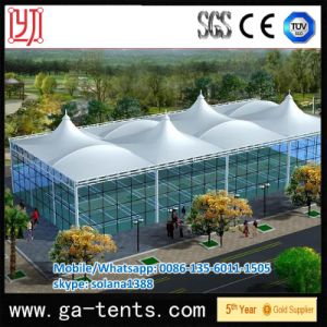 Big Huge Football Shade Tent UV Proof Water Proof with Mixed Shape pictures & photos